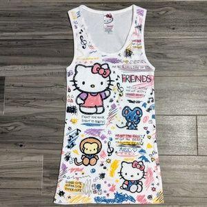 🆕✨ Hello Kitty Tank Top